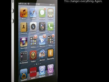 Iphone en 3d