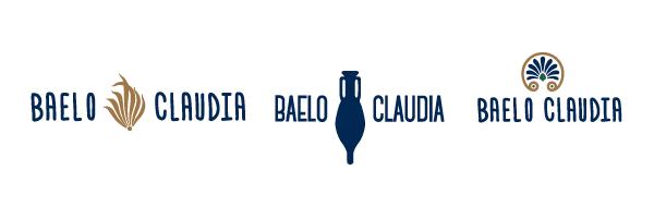 Bocetos logo Baelo Claudia