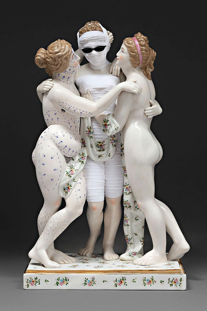 The Three Graces - Penny Byrne