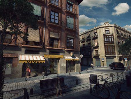Granada 3d