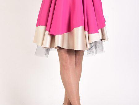 Diseño de una falda