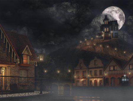 La casa del Vampiro