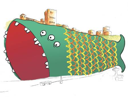 Monstruos en Granada