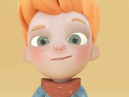 Diseño de personaje 3d