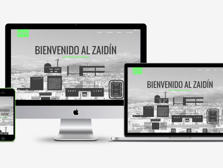 Web Barrio Zaidín