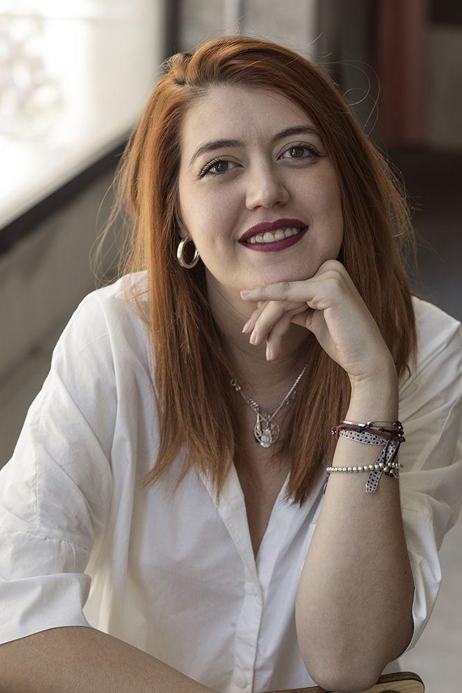 Silvia Olmedo en MANJA