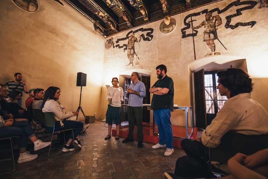 Juan Aguilar y Carlos Sánchez de Medina directores de Estación Diseño