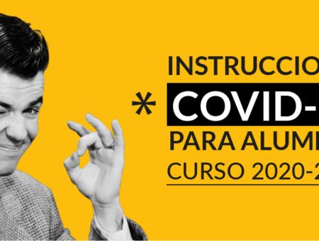 Instrucciones Coronavirus – COVID19